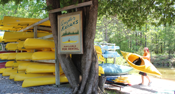 Kayaks for all ages & abilities!