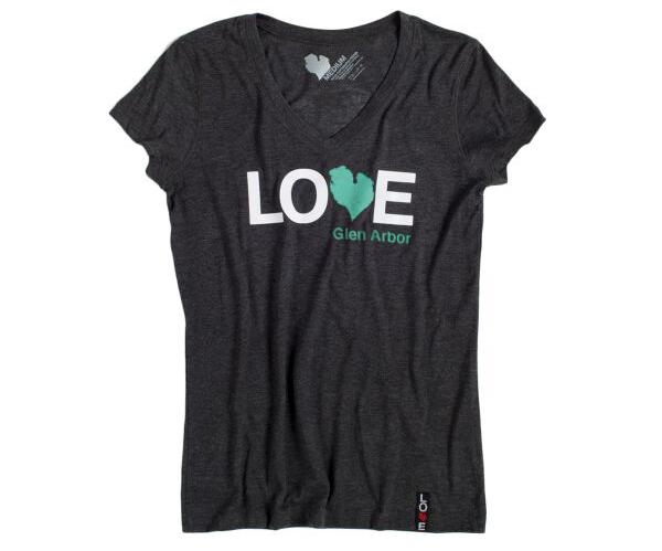 love-glen-arbor-t-shirt
